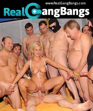 Gangbang Orgia di sesso